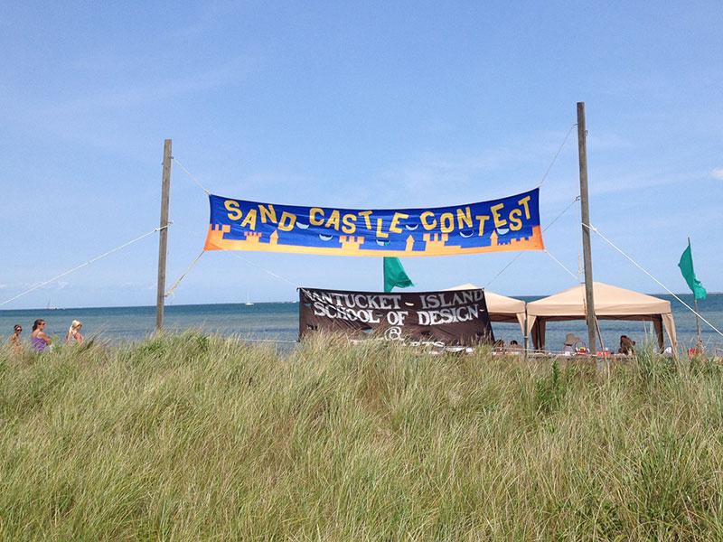 Sandcastle Contest Nantucket